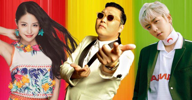 Krytycy muzyczni wskazali najlepsze k-popowe piosenki wszechczasów