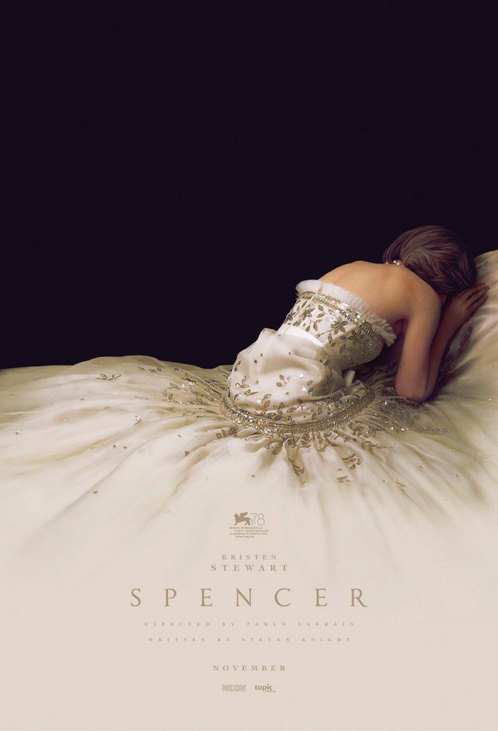 Spencer pierwszy zwiastun Kristen Stewart Księżniczka Diana