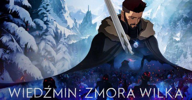"""""""Wiedźmin: Zmora Wilka"""" – Netflix zaprezentował zwiastun filmu"""