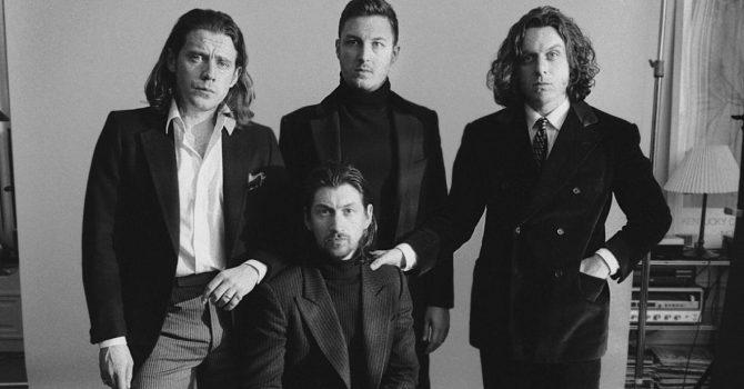 Arctic Monkeys nagrali już nowy album? Wiele na to wskazuje