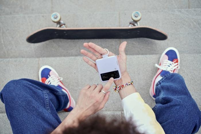 Samsung Glaxy Z Flip 3