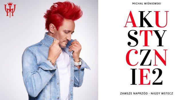 Michał Wiśniewski Akustycznie II w Łodzi