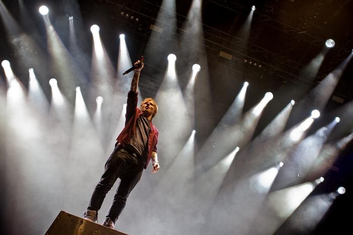 Ed Sheeran koncert w Polsce setlista