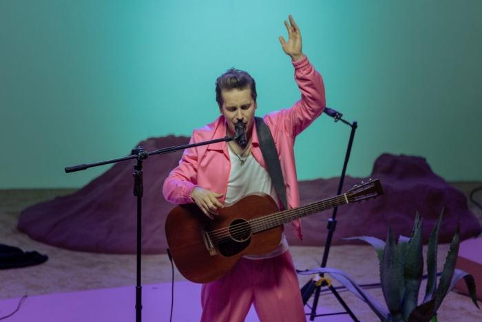 Krzysztof Zalewski - koncert MTV Unplugged