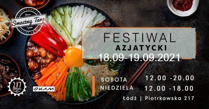 Festiwal Azjatycki Łódź