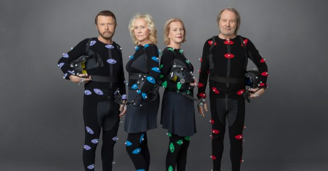 ABBA prezentuje dwa nowe utwory i zapowiada serię wyjątkowych koncertów
