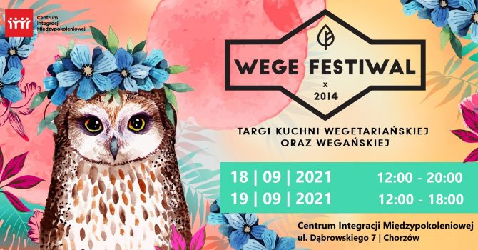 Wege Festiwal Chorzów