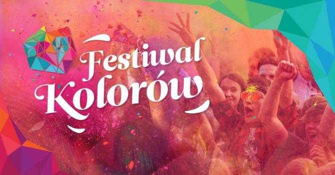 Festiwal Kolorów w Rzeszowie 2022!
