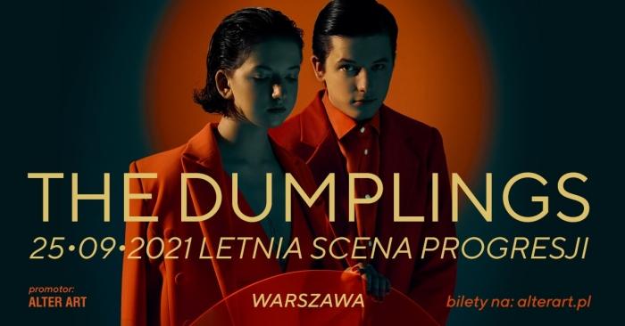 The Dumplings koncert w Warszawie, Letnia Scena Progresji