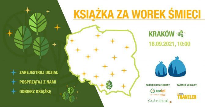 KSIĄŻKA ZA WOREK ŚMIECI_18.09.21_KRAKÓW