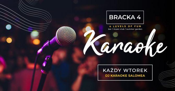 Karaoke na Brackiej 4