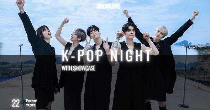 K-pop night with Showcase - Poznań