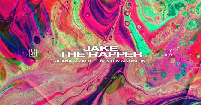 Tama Anniversary: Jake the Rapper