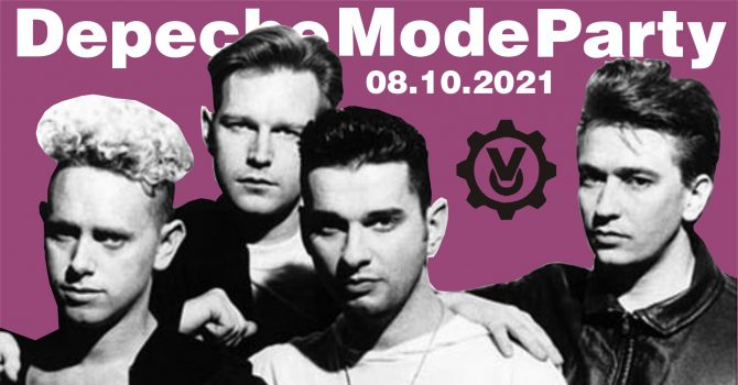 Depeche Mode Party - Back to Violator / 08.10 /