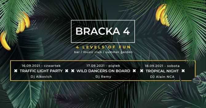 4 levels of fun Bracka 4