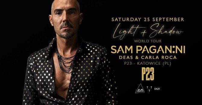 P23: Sam Paganini