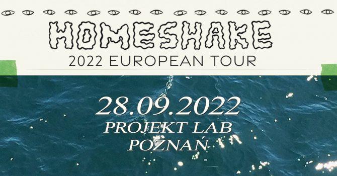 Homeshake / 28 września 2022 / Poznań
