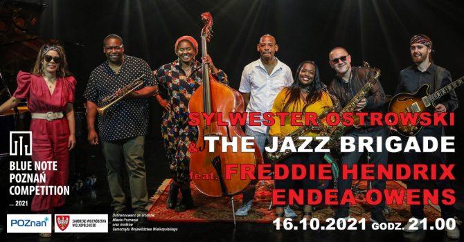BNPC 2021: Sylwester Ostrowski & The Jazz Brigade ft. Freddie Hendrix, Endea Owens