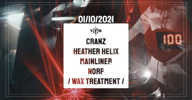 WAX TREATMENT | Transformator