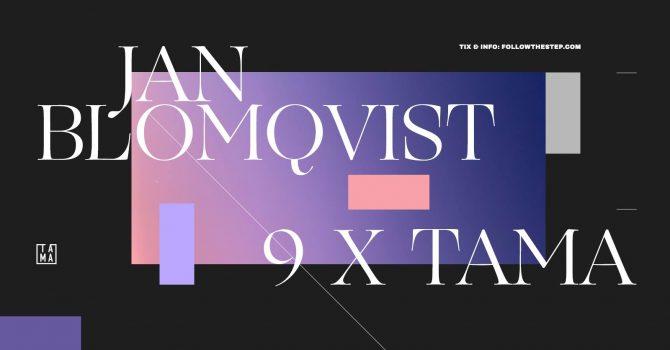 Jan Blomqvist / 9 października / Tama, Poznań