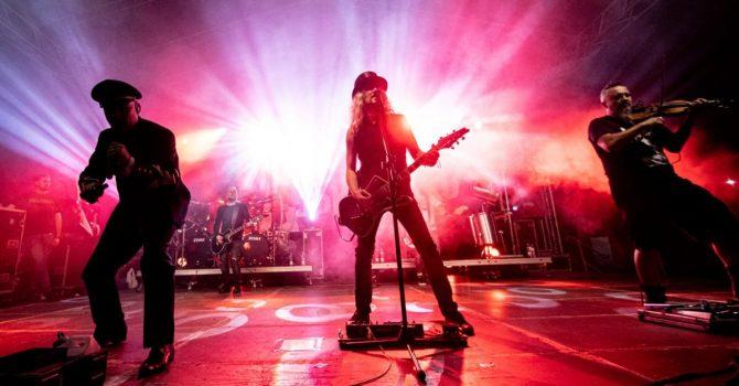 Hunter: trzy koncerty, a po trasie – nowa płyta