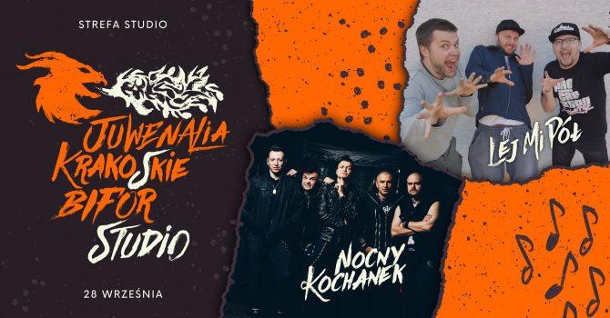 Strefa Studio Bifor: Nocny Kochanek x Lej Mi Pół