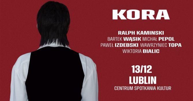 Ralph Kaminski - KORA / Lublin / 13.12.2021
