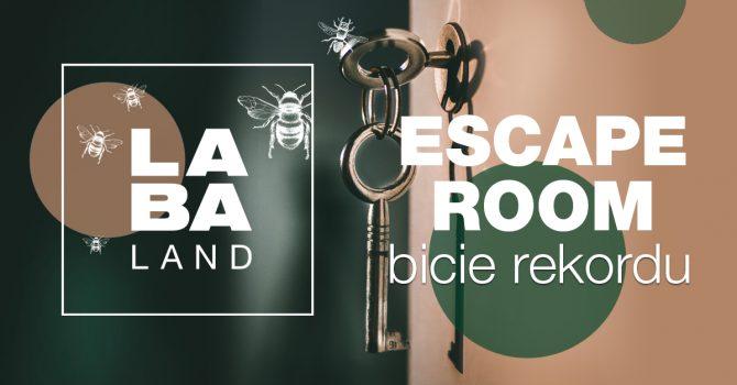 Bicie rekordu Escape Room - Pożegnanie Lata 2021