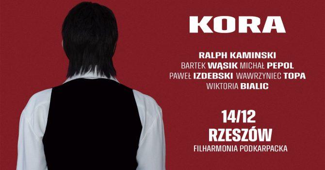 Ralph Kaminski - KORA / Rzeszów / 14.12.2021