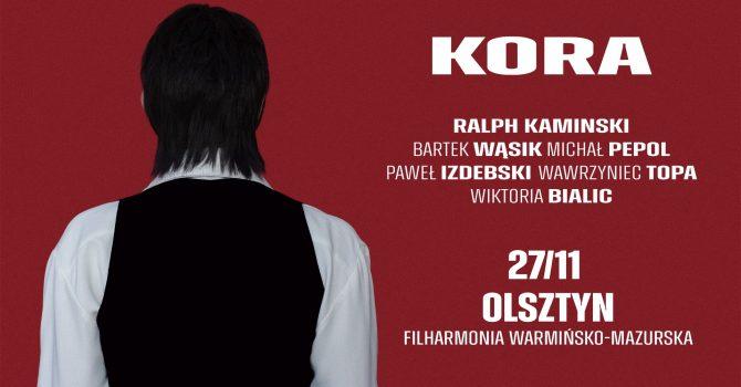 Ralph Kaminski - KORA / Olsztyn / 27.11.2021