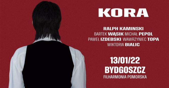 Ralph Kaminski - KORA / Bydgoszcz / 13.01.2022