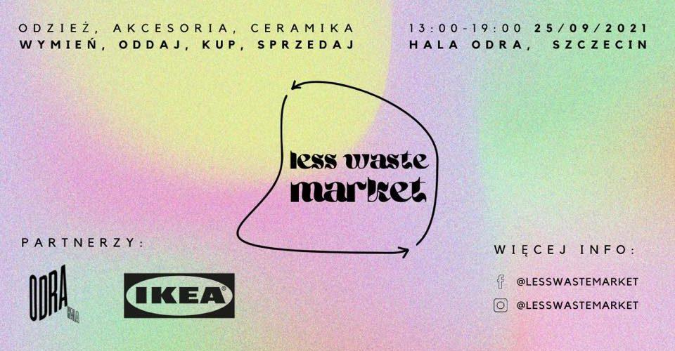 Less Waste Market / Hala Odra / 25.09