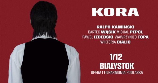Ralph Kaminski - KORA / Białystok / 1.12.2021