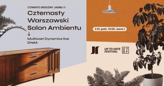 Czternasty Warszawski Salon Ambientu