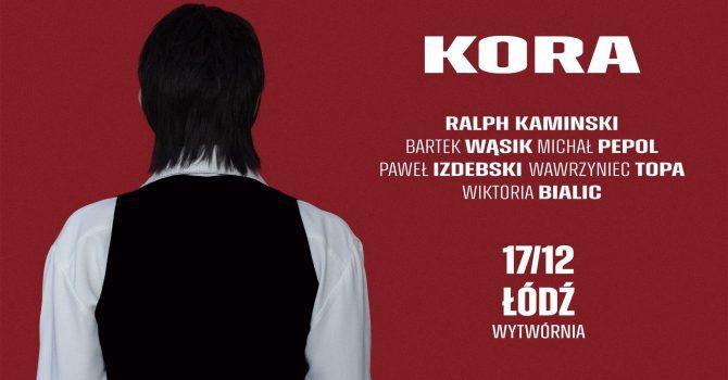 Ralph Kaminski - KORA / Łódź / 17.12.2021