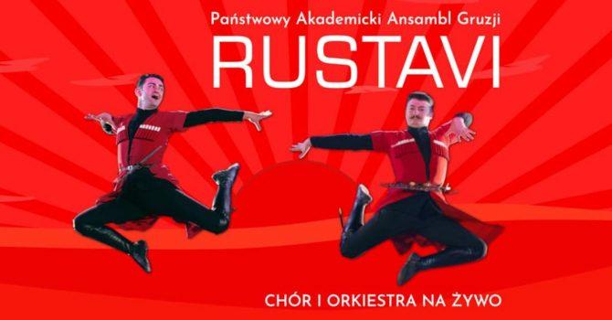 Kraków: Państwowy Akademicki Ansambl Gruzji - Rustavi
