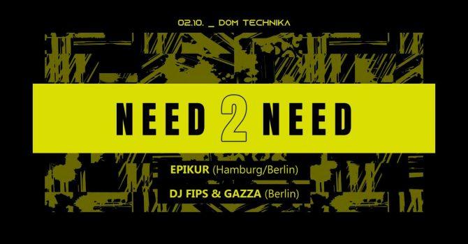 P!L pres. NEED 2 NEED vol.2