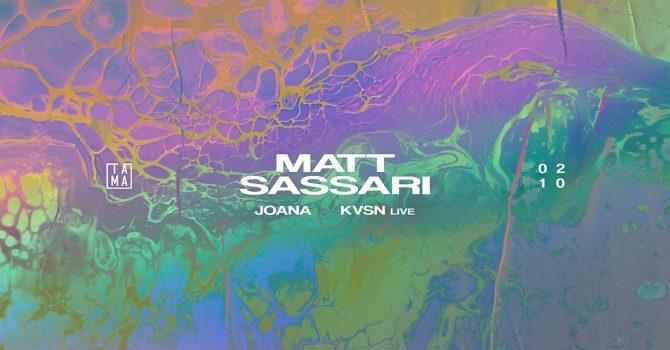 Matt Sassari | Tama