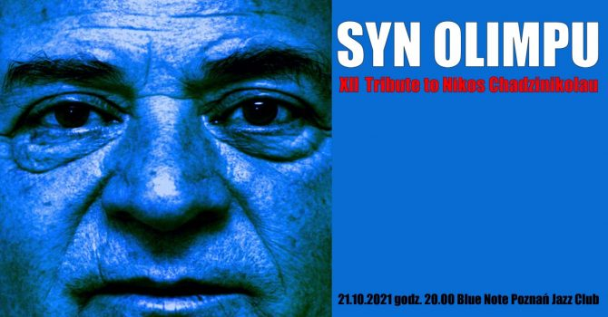 Syn Olimpu – XII Tribute to Nikos Chadzinikolau