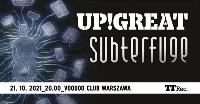 UP!GREAT | SUBTERFUGE