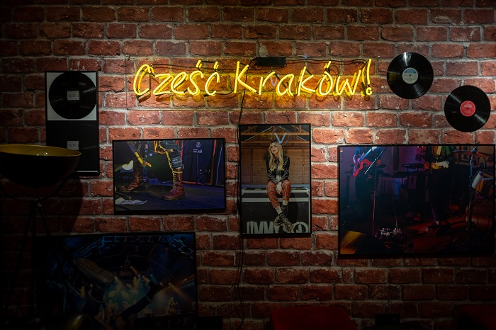 Dr. Martens Pop Up Store Kraków koncerty
