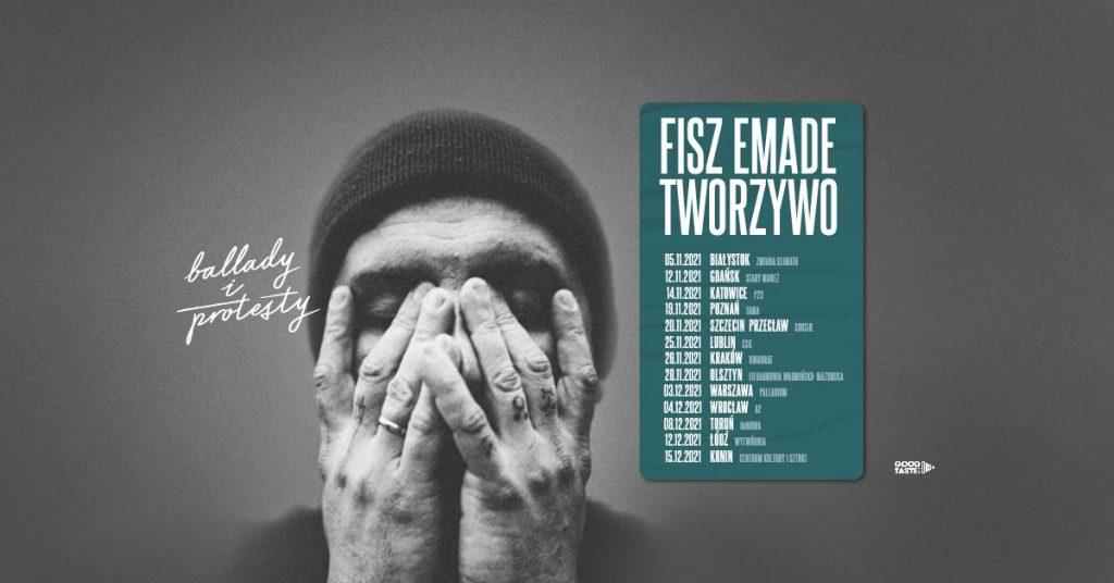 """Fisz Emade Tworzywo mają """"Za mało czasu"""". Nowy utwór dostępny"""