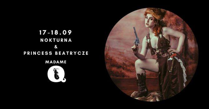 Burleska na żywo: Nokturna i Princess Beatrycze