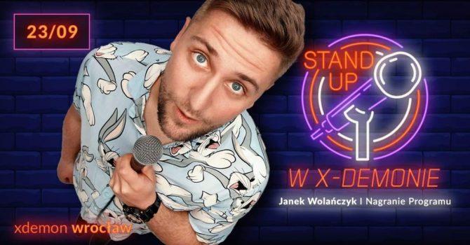 Stand-Up w X-Demonie