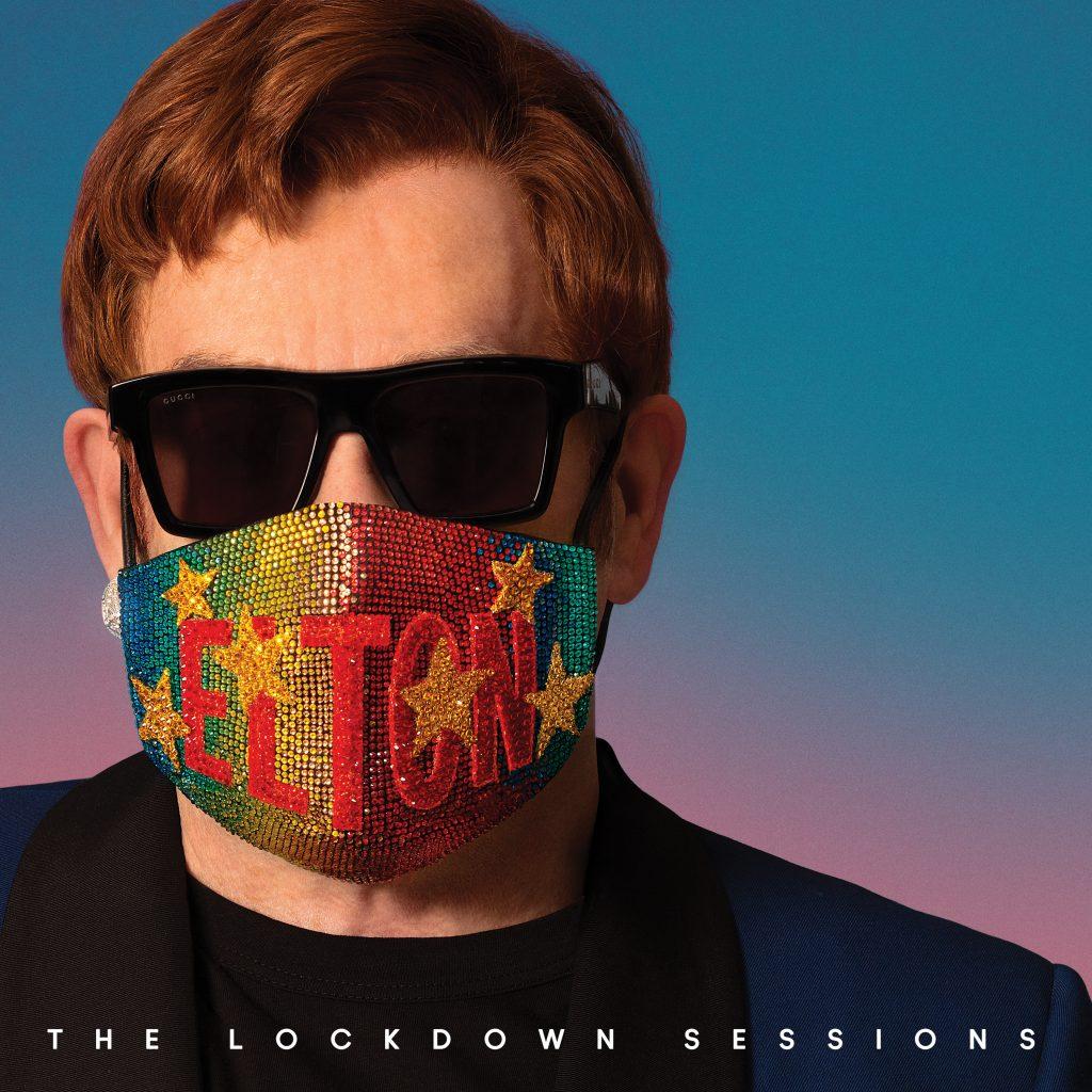 Elton John The Lockdown Sessions okładka albumu