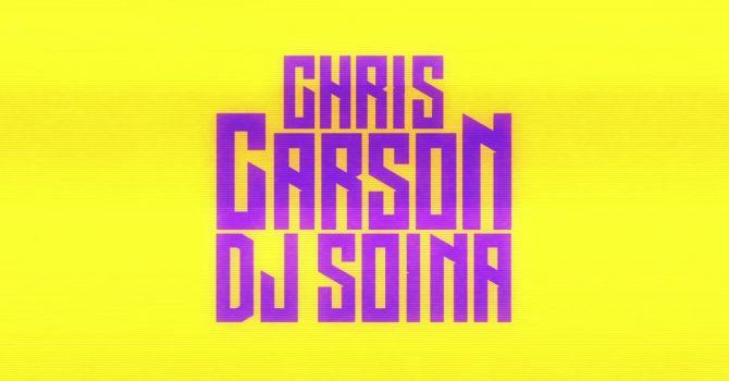 Chris Carson i DJ Soina promują wspólny album. Gościnnie Major SPZ i Kobik