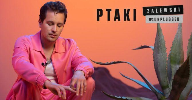 """Krzysztof Zalewski zapowiada swój  koncert MTV Unplugged zupełnie nowym singlem """"Ptaki"""""""