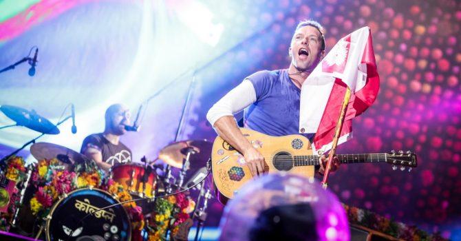 To będzie wydarzenie roku! Coldplay ponownie zagra koncert w Polsce