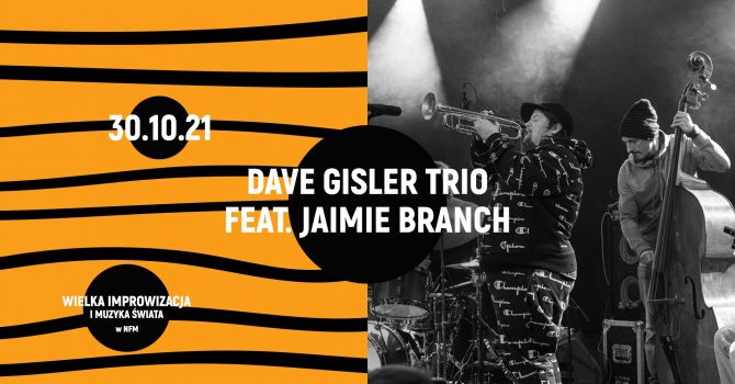 Dave Gisler Trio feat. Jaimie Branch