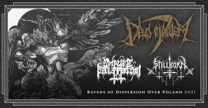 Deus Mortem / Stillborn / Impure Declaration / 12.11 / Katowice